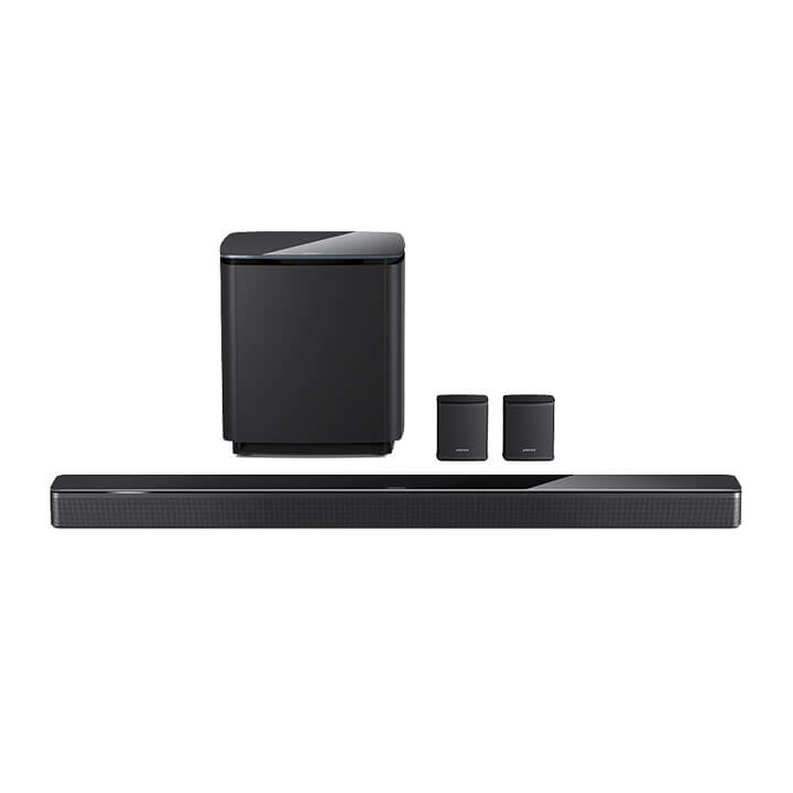 Bose Speaker - Home Theater - Soundbar 700 - Black (5)