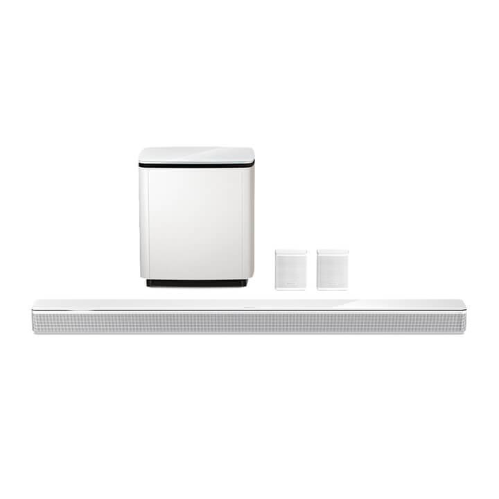 Bose Speaker - Home Theater - Soundbar 700 - White (4)