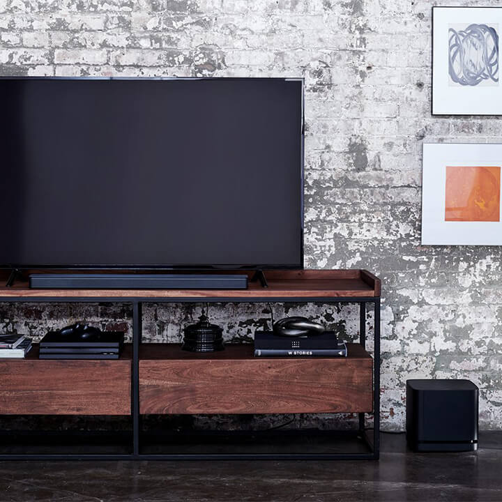 Bose Speaker - Home Theater - Soundbar - bm500-1