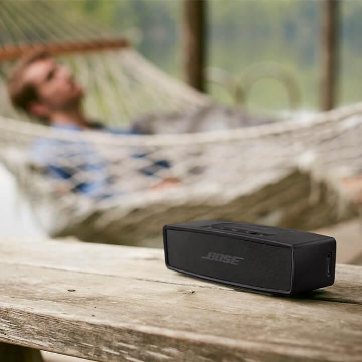 Bose Speaker Wireless Portable SoundLink Mini II SE (1)