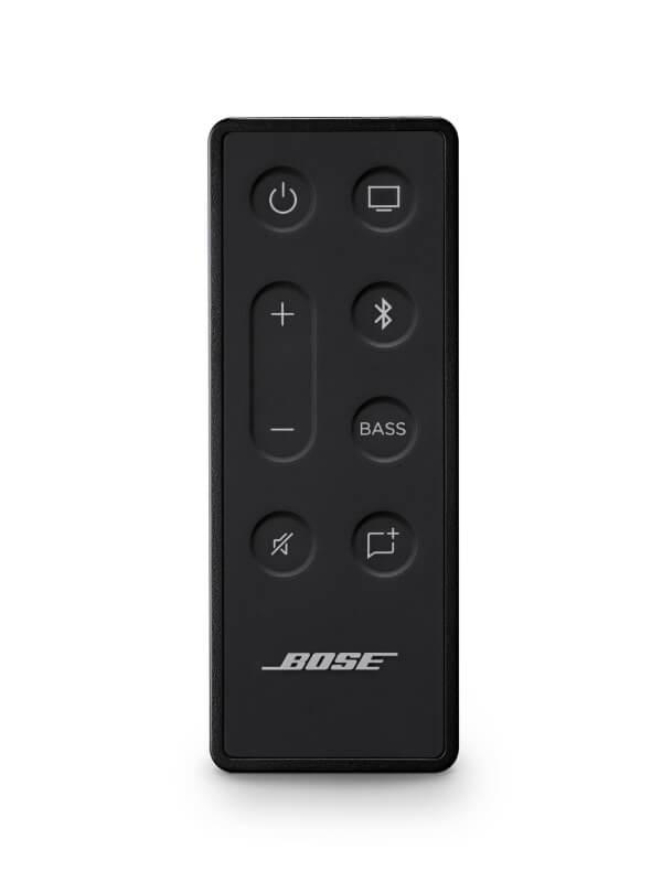 Description - Bose TV Speaker Remote - New